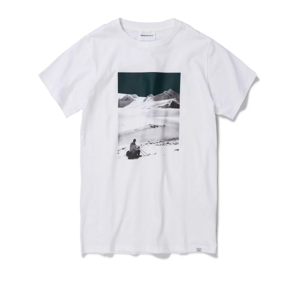 Norse Projects Kebnekaise T-Shirt (White)