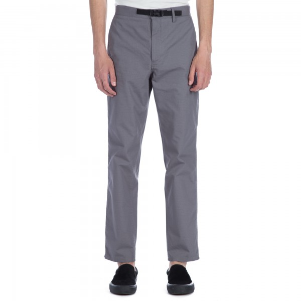 Norse Projects Laurits Cotton Ripstop Cargo Trousers (Mouse Grey)