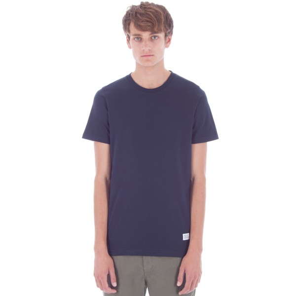 Norse Projects Niels Basic T-Shirt (Navy)