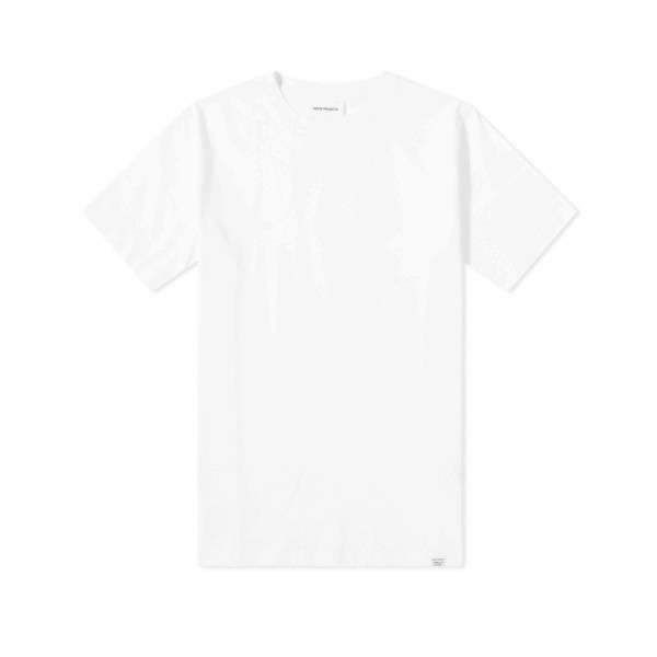 Norse Projects Niels Basic T-Shirt (White)