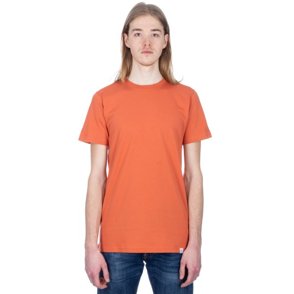 Norse Projects Niels Standard T-Shirt (Burned Red)