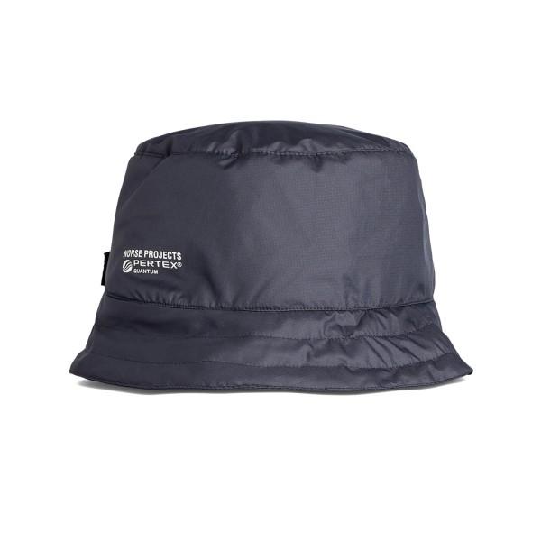 Norse Projects Pertex Quantum Bucket Hat (Dark Navy)