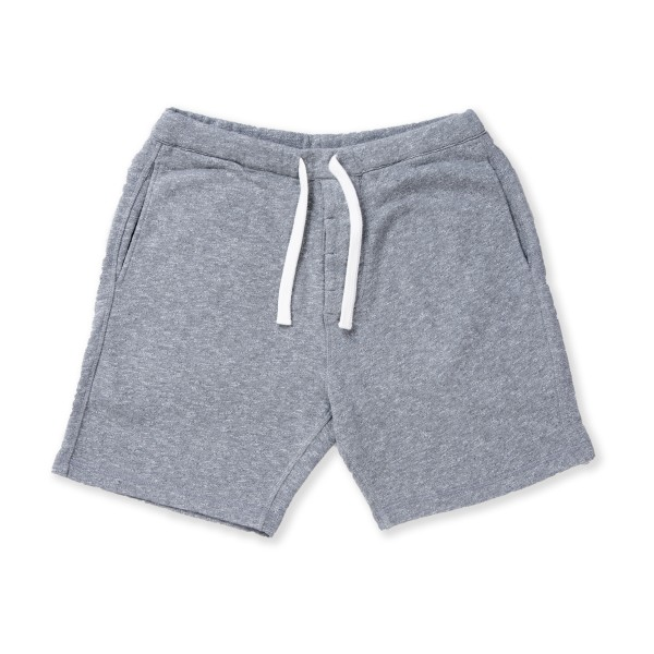 Norse Projects Ro Short Solid Brushed (Grey Melange)