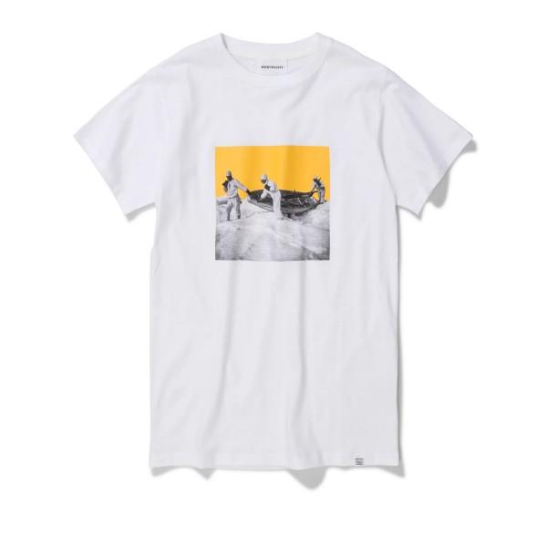 Norse Projects Säljägarna T-Shirt (White)