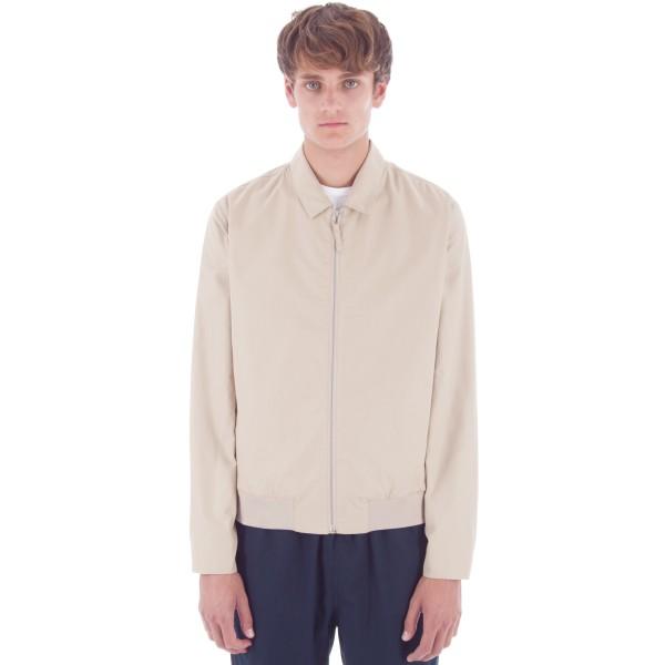 Norse Projects Trygve Cotton Panama Jacket (Khaki)