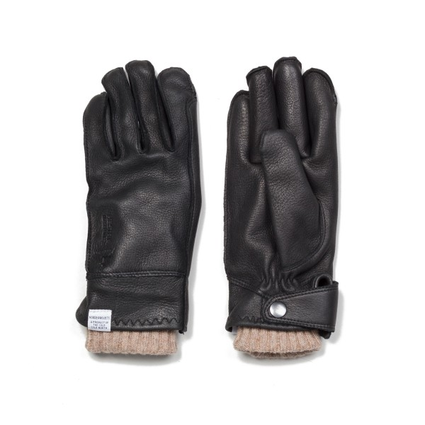 Norse Projects x Hestra Ivar Gloves (Black)