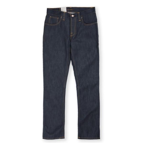 Nudie Jeans Grim Tim Denim Jeans (Dry Ring)