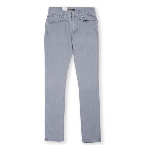 Nudie Jeans Lean Dean Denim Jeans (Misty Grey)
