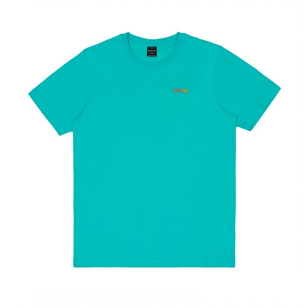 Oakley Develops T-Shirt (Aqua Green)