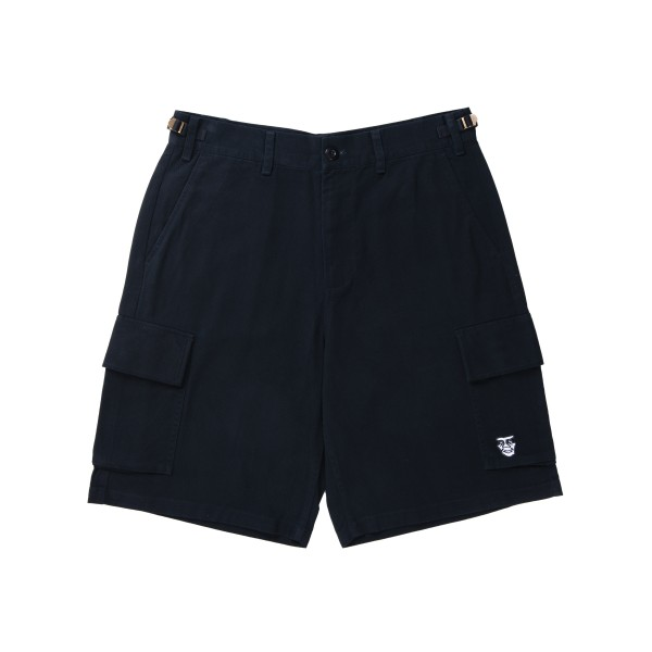 Obey Fubar 90's Cargo Short (Black)