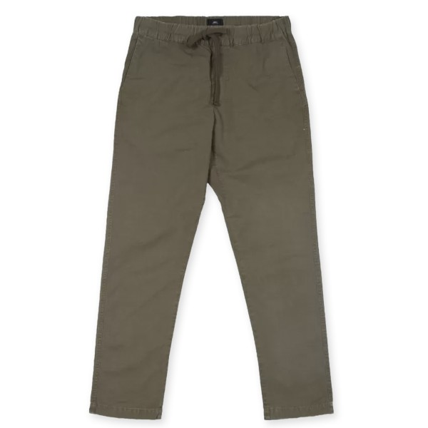 Obey Traveler Slub Twill Pant (Olive Brown)