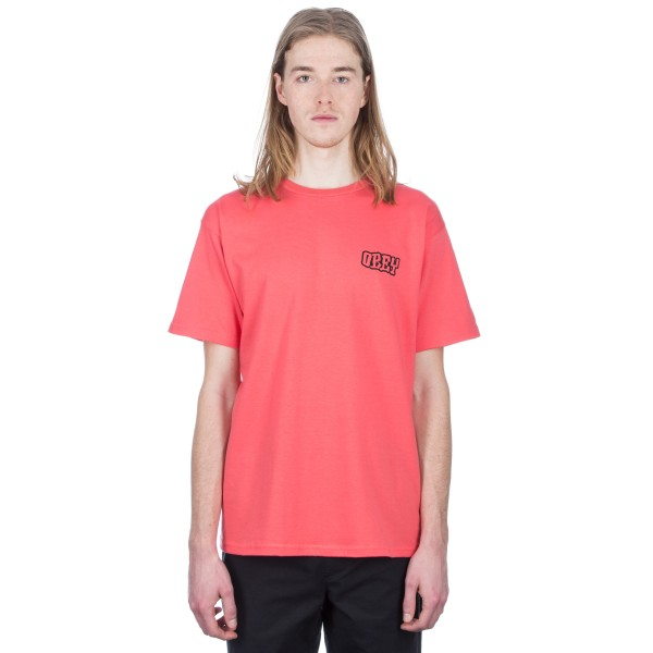 Obey Unwritten Future T-Shirt (Coral)