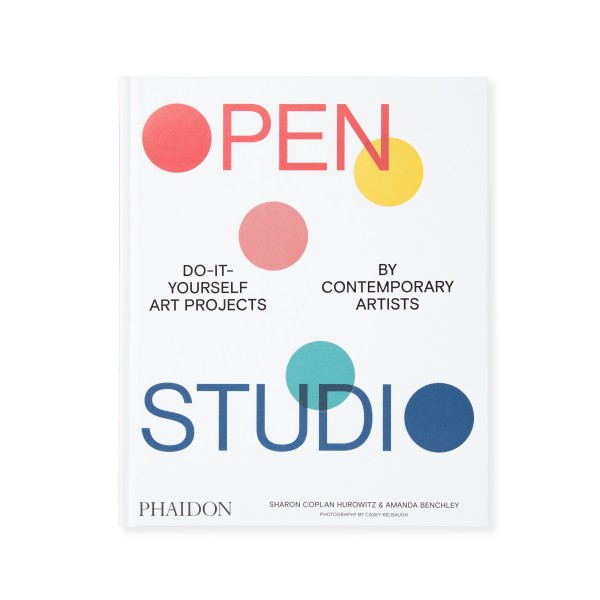 Open Studio (By Sharon Coplan Hurowitz, Amanda Benchley and photographs by Casey Kelbaugh)
