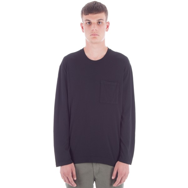 Our Legacy Box Long Sleeve T-Shirt (Black Army Jersey)