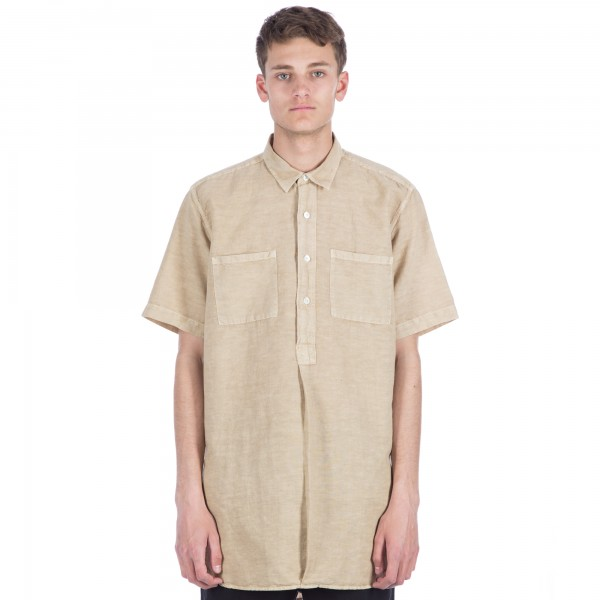 Our Legacy Popover SSL Shirt (Khaki)