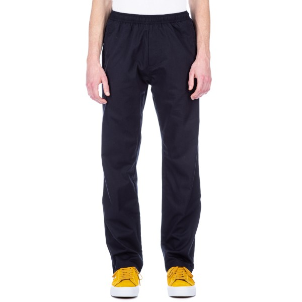 Our Legacy Relaxed Trousers (Navy Fine Garbardine)