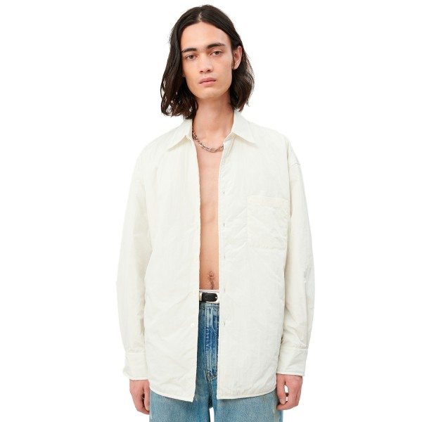 Our Legacy Tech Borrowed Jacket (Padded White)