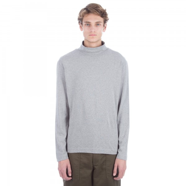 Our Legacy Turtleneck (Grey Melange Army Jersey)