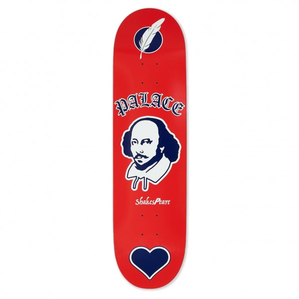 "Palace As You Like It Skateboard Deck 8.375"" (Brit)"