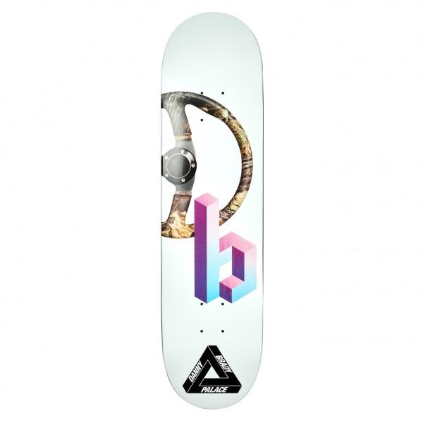 """Palace Brady Pro S26 Skateboard Deck 8.0"""""""