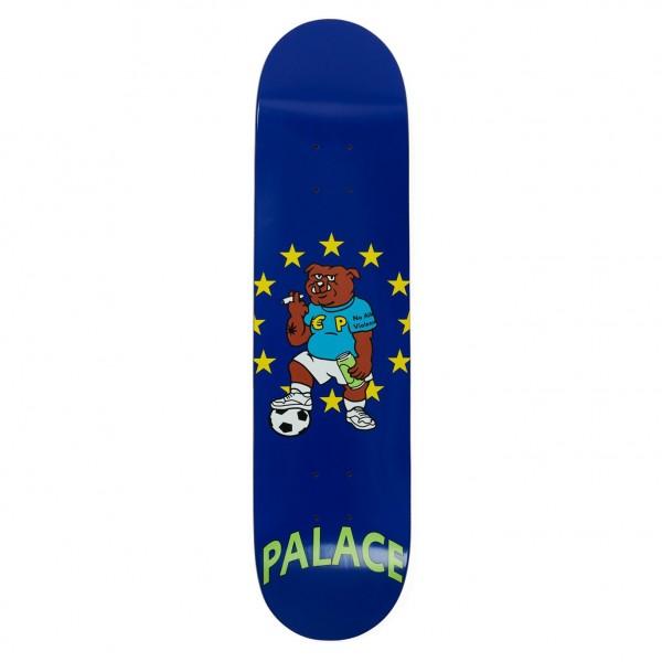 """Palace Bulldog Skateboard Deck 7.75"""""""