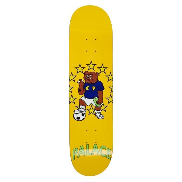 """Palace Bulldog Skateboard Deck 8.0"""""""