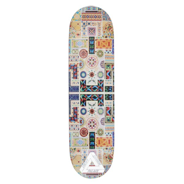 """Palace Chewy Pro S25 Skateboard Deck 8.375"""""""