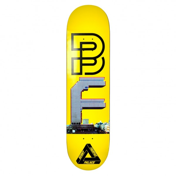 """Palace Fairfax Pro S26 Skateboard Deck 8.06"""""""