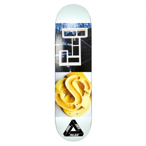 """Palace Jamal Pro S26 Skateboard Deck 8.25"""""""