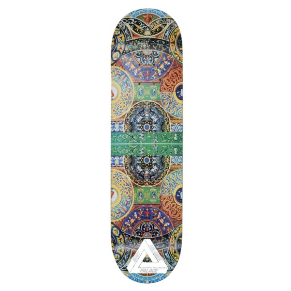"""Palace Rory Pro S25 Skateboard Deck 8.06"""""""