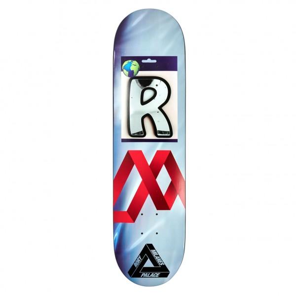 """Palace Rory Pro S26 Skateboard Deck 8.06"""""""
