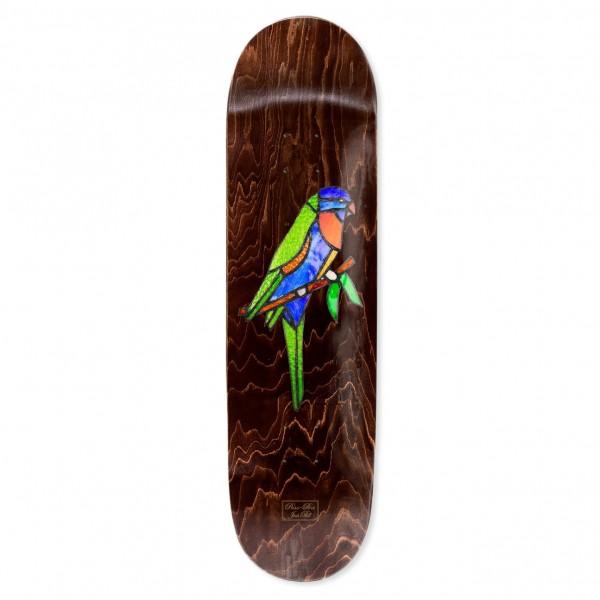 "PASS~PORT Stainglass Series Josh Pall Lori Skateboard Deck 8.125"""