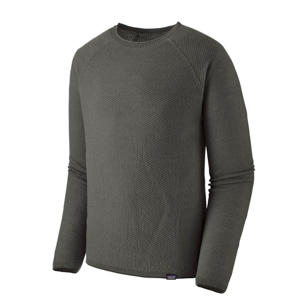 Patagonia Capilene Air Crew (Forge Grey - Feather Grey X-Dye)