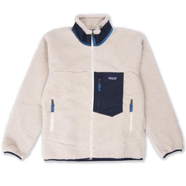 Patagonia Classic Retro-X Fleece Jacket (Natural)