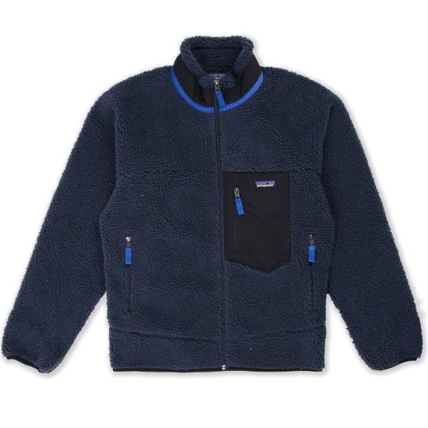 Patagonia Classic Retro-X Fleece Jacket (New Navy)