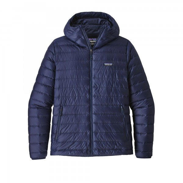 Patagonia Down Sweater Hoody (Classic Navy)