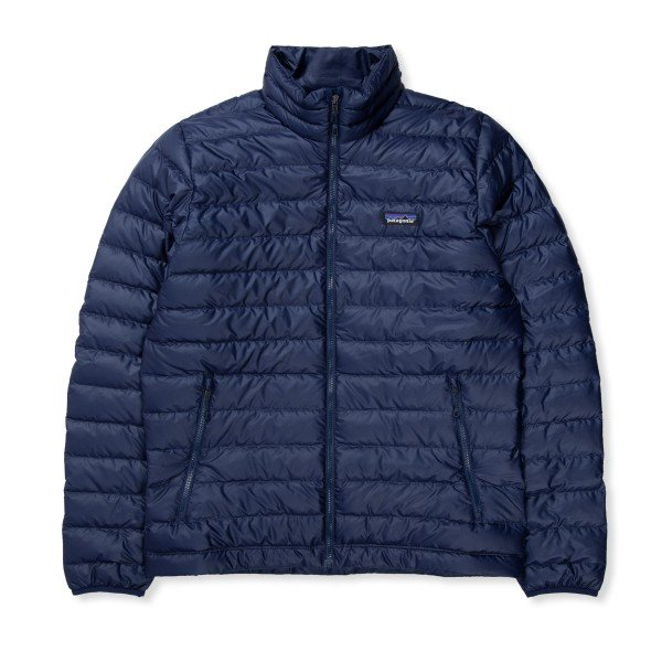 Patagonia Down Sweater Jacket (Classic Navy w/Classic Navy)