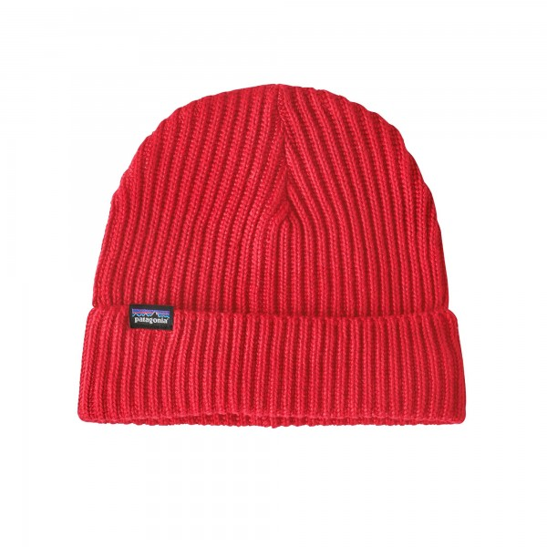 Patagonia Fisherman's Rolled Beanie (Fire)