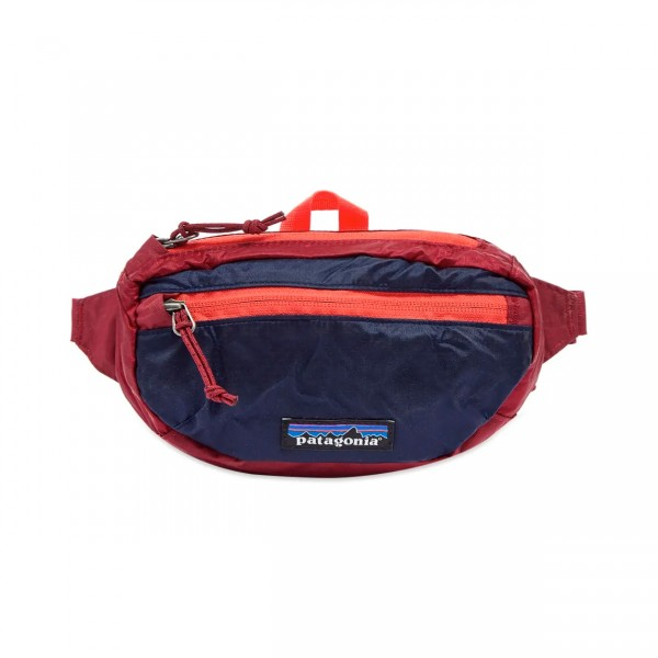 Patagonia Lightweight Travel Mini Hip Pack 1L (Arrow Red)