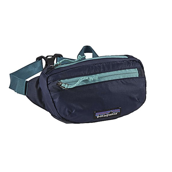 Patagonia Lightweight Travel Mini Hip Pack 1L (Navy Blue)