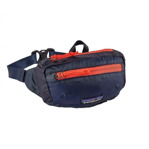 Patagonia Lightweight Travel Mini Hip Pack 1L (Smolder Blue)