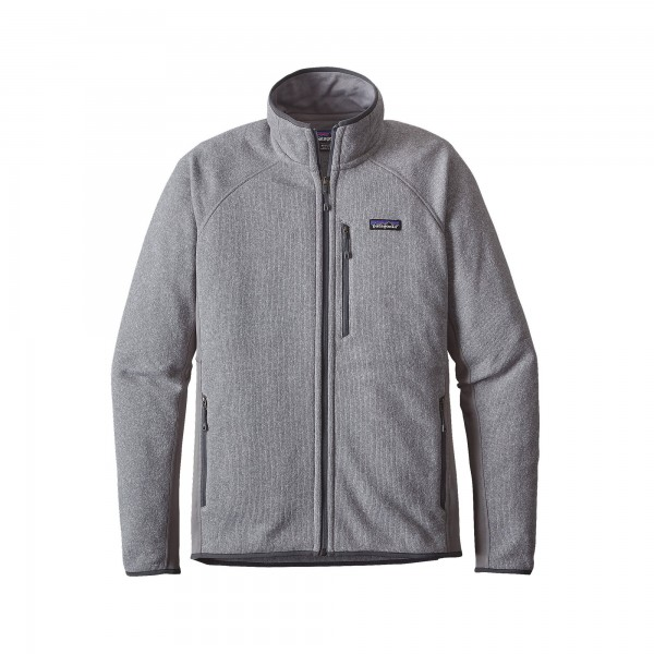 Patagonia Performance Better Sweater Fleece Jacket (Feather Grey)