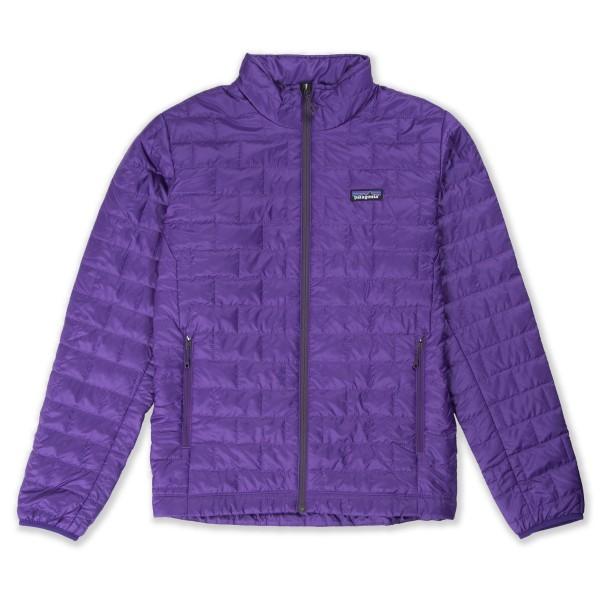Patagonia Nano Puff Jacket (Purple)