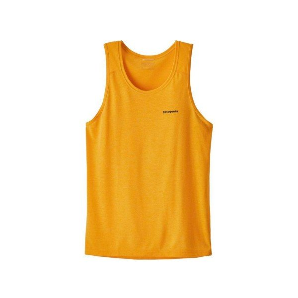 Patagonia Nine Trails Singlet (Rugby Yellow)