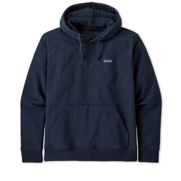 Patagonia P-6 Label Uprisal Pullover Hooded Sweatshirt (Classic Navy)