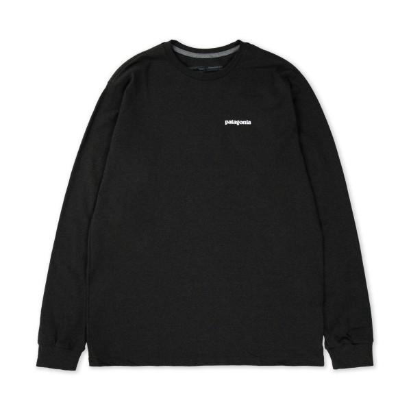 Patagonia P-6 Logo Responsibili-Tee Long Sleeve T-Shirt (Kelp Forest)