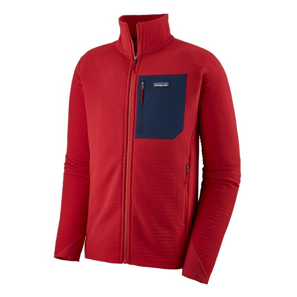 Patagonia R2 Techface Jacket (Fire)