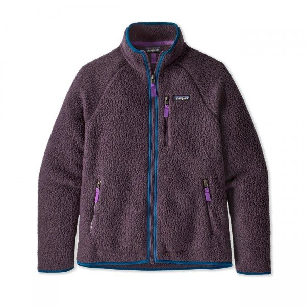 Patagonia Retro Pile Fleece Jacket (Piton Purple)