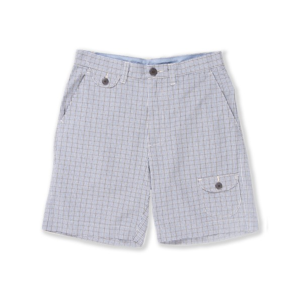 Penfield Grafton Short (Blue Check)