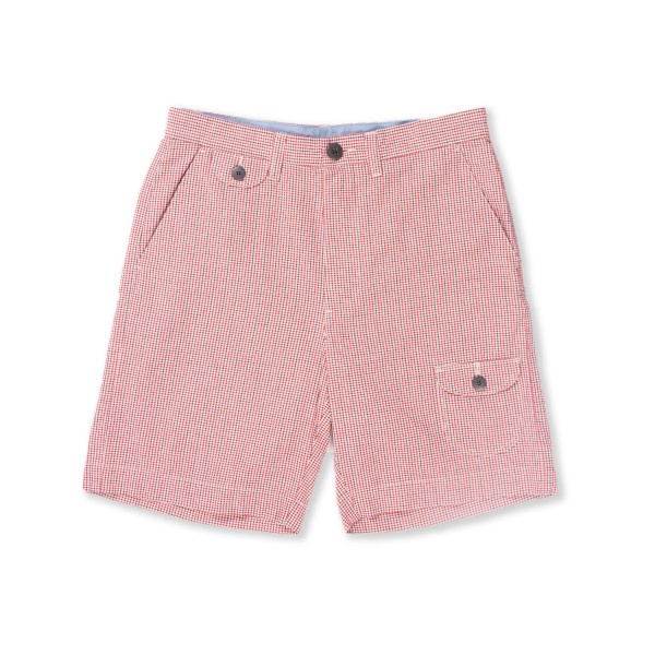 Penfield Grafton Short (Red Check)